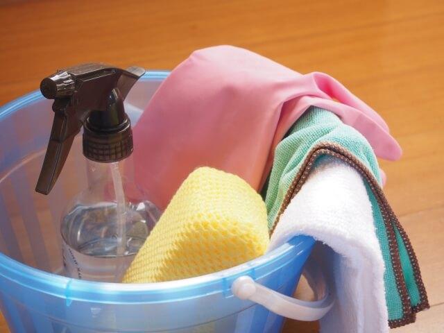 自分でゴミ屋敷を掃除する際の事前準備